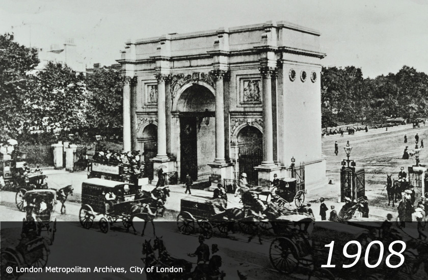 Marble Arch - 1908 -