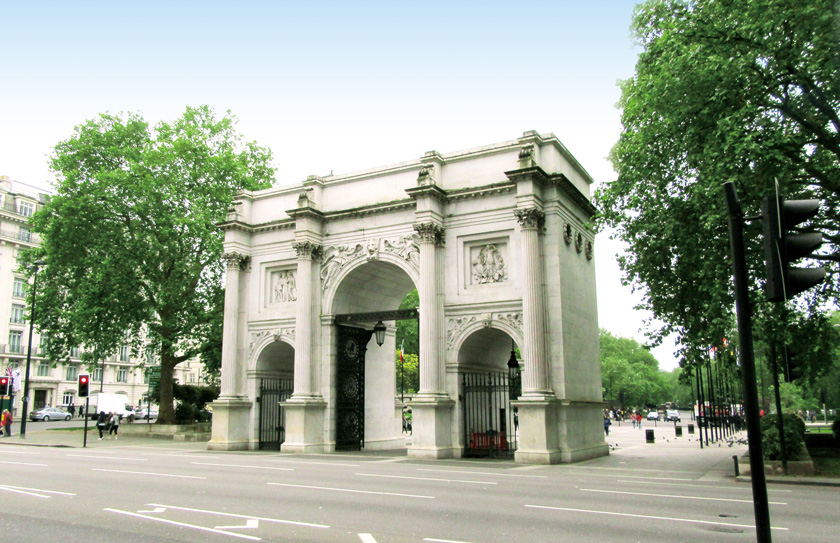 Marble Arch - 2016 -