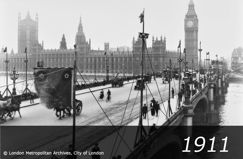 Westminster - 1911 -