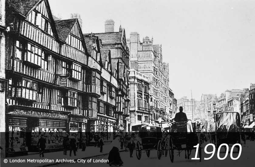 Piccadilly - 1900 -
