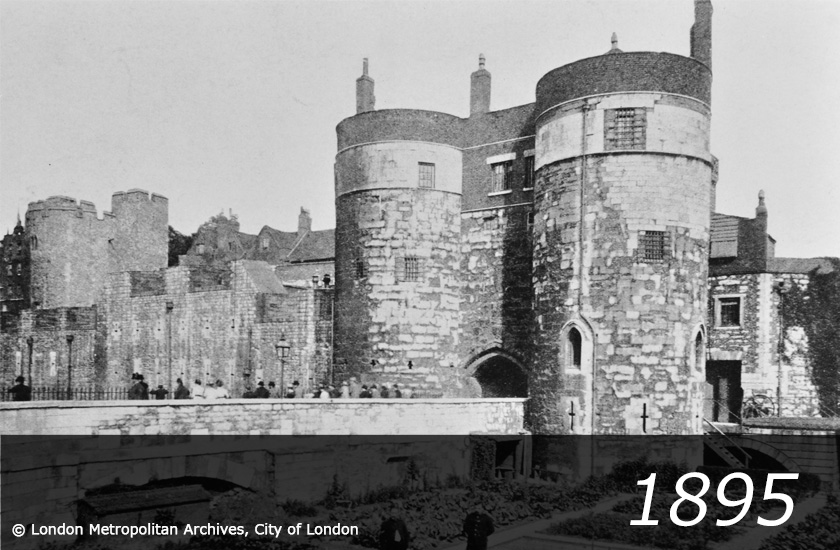Tower of London - 1895 -
