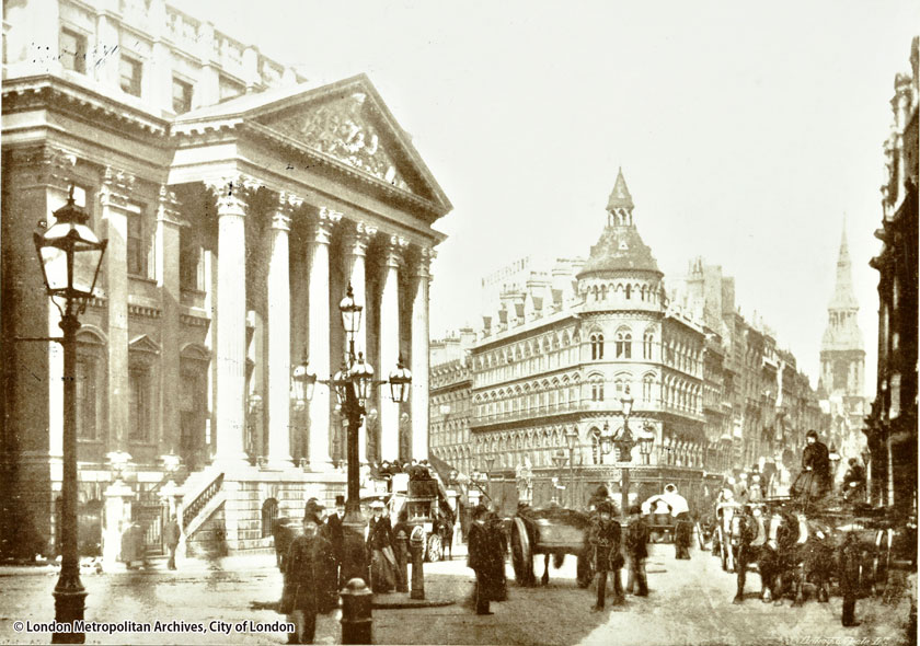 Mansion House - 1890 -