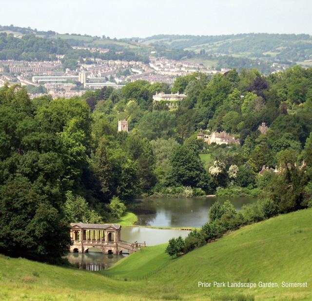 Prior Park Landscape Garden, Somerset