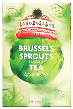 Brussel Sprouts Tea Bags