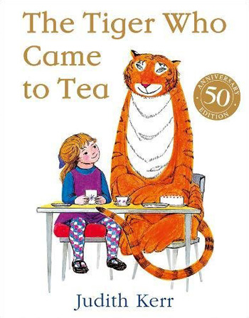 The Tiger Who Came to Teaイメージ