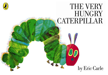 The Very Hungry Caterpillarイメージ